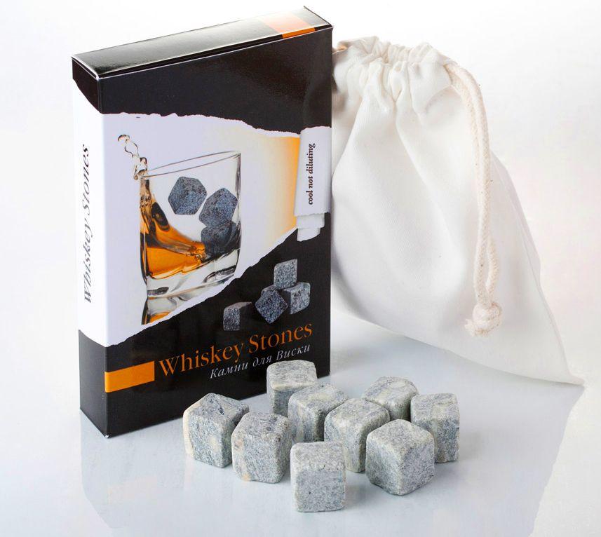 Камни для виски - Whiskey Stones (9 камней)